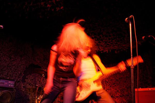 Leanne Kingwell and John Keskeridis –Photo by Craig Shell.